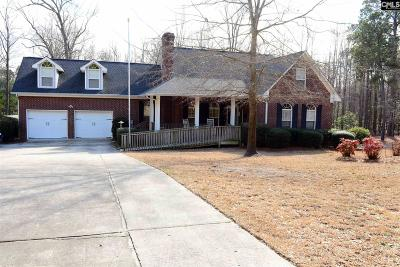Camden Single Family Home For Sale: 1315 Sunnyhill