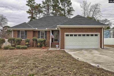 Cayce Single Family Home For Sale: 2423 Taylor