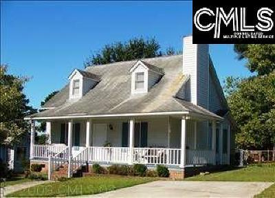 West Columbia Single Family Home For Sale: 532 Old Barnwell