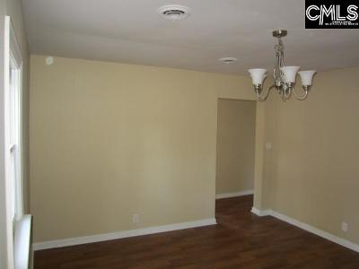 Columbia SC Single Family Home For Sale: $54,900
