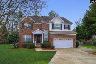 Irmo Single Family Home For Sale: 5 Grafton