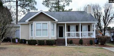 West Columbia Single Family Home For Sale: 132 Savanna Woods #26