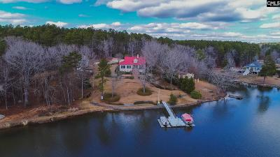 Wateree Hills, Lake Wateree, wateree keys, wateree estate, lake wateree - the woods Single Family Home For Sale: 1255 Screech Owl