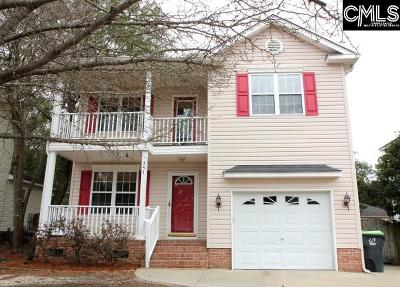 West Columbia Single Family Home For Sale: 341 Montclaire