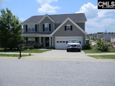 Columbia Single Family Home For Sale: 1053 Coralbean
