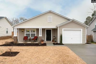 West Columbia Single Family Home For Sale: 199 Hunters Mill