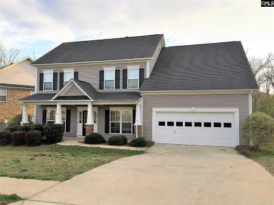 Irmo Single Family Home For Sale: 209 Caedmons Creek