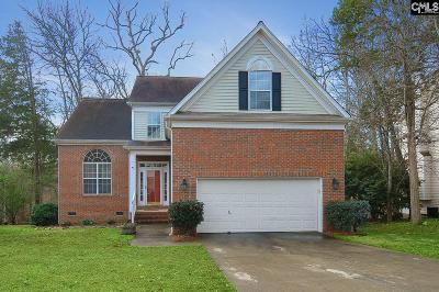 Irmo Single Family Home For Sale: 6 Adare