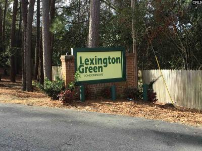 Lexington County, Richland County Condo For Sale: 1208 Bush River #I-7
