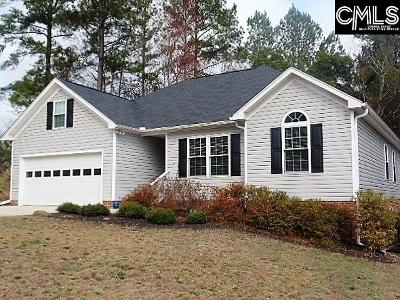 West Columbia Single Family Home For Sale: 107 Bradford Hill Dr