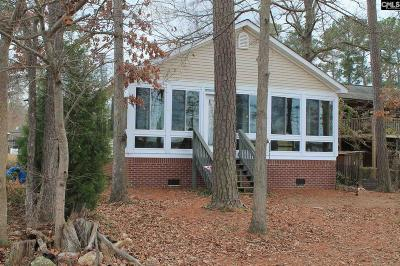 Lexington County, Newberry County, Richland County, Saluda County Single Family Home For Sale: 286 Saluda Waters
