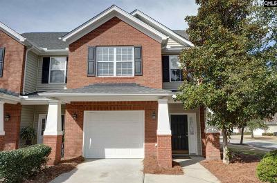Columbia Townhouse For Sale: 44 Garner Springs