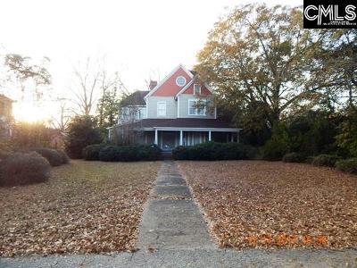 Camden Single Family Home For Sale: 1303 Lyttleton