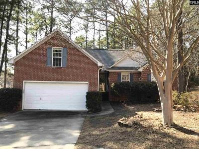 Columbia SC Single Family Home For Sale: $133,000