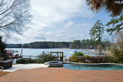 Lake Murray Single Family Home For Sale: 135 Pine Point