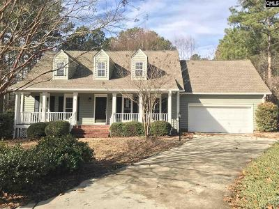 Blythewood Single Family Home For Sale: 133 Muirfield