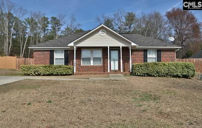 Irmo Single Family Home For Sale: 122 Old Well