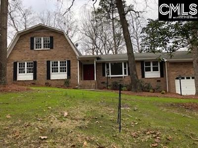 Columbia SC Single Family Home For Sale: $222,900