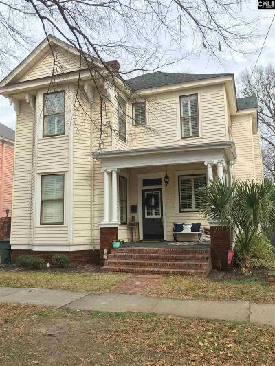 Columbia Single Family Home For Sale: 1006 Henderson