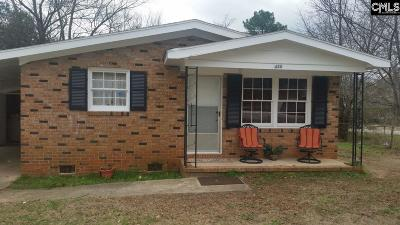 Columbia SC Single Family Home For Sale: $55,500