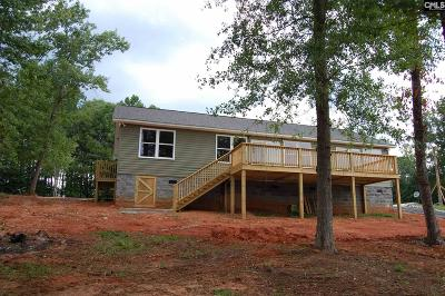 Lexington County, Newberry County, Richland County, Saluda County Single Family Home For Sale: 252 Saluda Island #71
