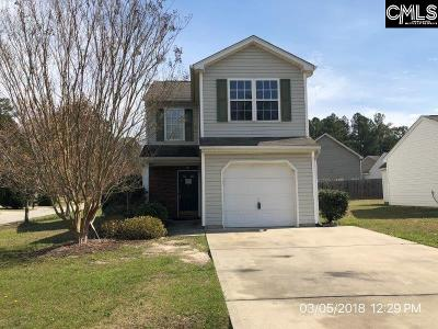 Columbia SC Single Family Home For Sale: $109,900