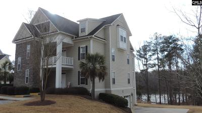 Lexington County, Richland County Condo For Sale: 157 Sandlapper #C
