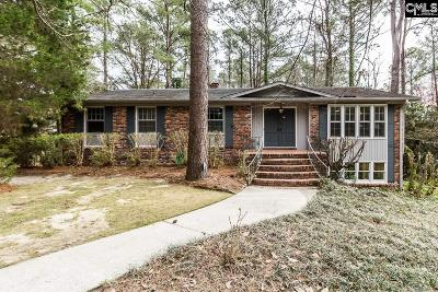 Columbia Single Family Home For Sale: 6518 Courtwood