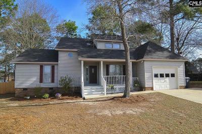 Lexington Single Family Home For Sale: 128 Pin Oak Ct