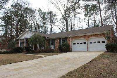 Columbia SC Single Family Home For Sale: $162,500