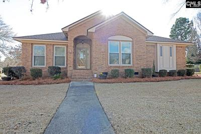 West Columbia Single Family Home For Sale: 138 Fox Crossing