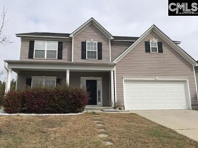 West Columbia Single Family Home For Sale: 226 Hunters Mill