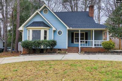 Single Family Home For Sale: 252 Saddlebrooke Rd