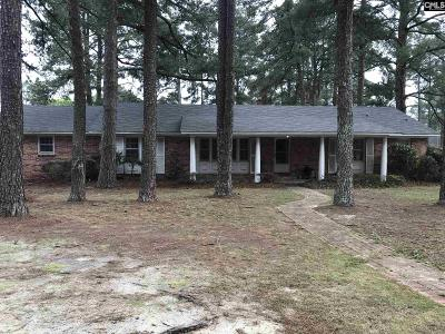 West Columbia Single Family Home For Sale: 2807 Shampy