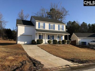 Columbia SC Single Family Home For Sale: $100,900