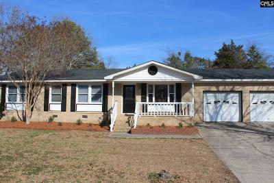 Single Family Home For Sale: 1021 Pisgah Church Rd