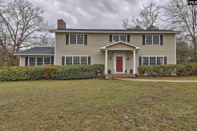 Single Family Home For Sale: 8007 Liberty Hill