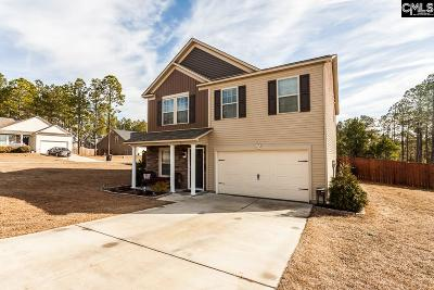 Kershaw County Single Family Home For Sale: 3 Montague