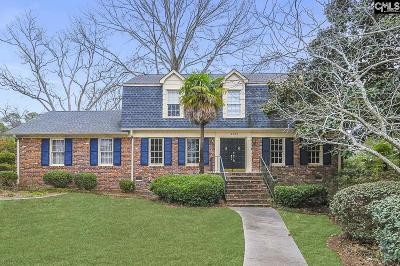 Columbia Single Family Home For Sale: 4418 Ivy Hall