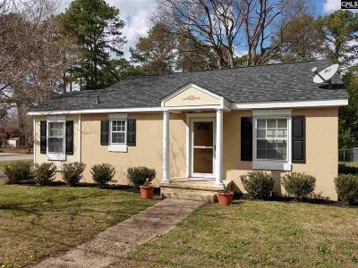 West Columbia SC Single Family Home For Sale: $99,900