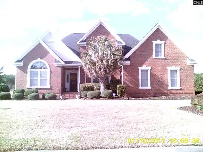 West Columbia Single Family Home For Sale: 217 Clubhouse