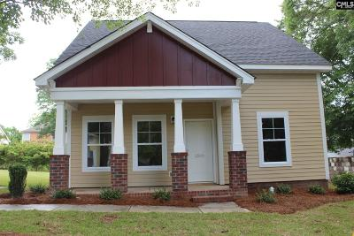 Columbia Single Family Home For Sale: 2500 Louisa