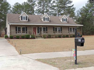 Leesville Single Family Home For Sale: 105 Tucker