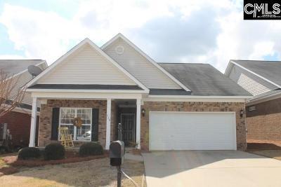 Single Family Home For Sale: 328 Caroline Hill Rd