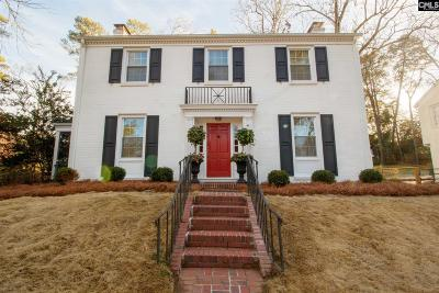 Single Family Home For Sale: 2826 Sheffield