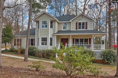 Single Family Home For Sale: 515 Carriage Lake