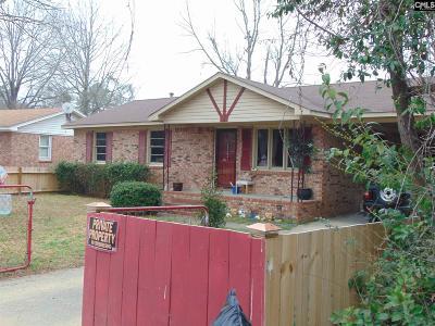 Single Family Home For Sale: 1212 Belton