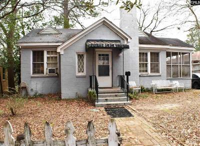 Single Family Home For Sale: 816 Wildwood