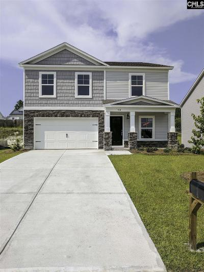 West Columbia Single Family Home For Sale: 504 Summer Creek