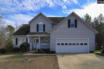 Irmo SC Single Family Home For Sale: $174,900
